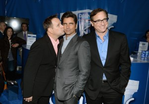 John Stamos, Bob Saget And Dave Coulier Show The Lighter Side Of The Game With Dannon Oikos