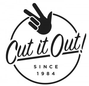 new cut it out logo